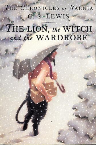 Cover of: The lion, the witch and the wardrobe | C. S. Lewis