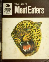 Cover of: Life of Meat Eaters | Maurice Burton, Robert Burton